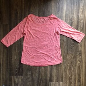 🎃2 FOR 22 - Pink jersey Top